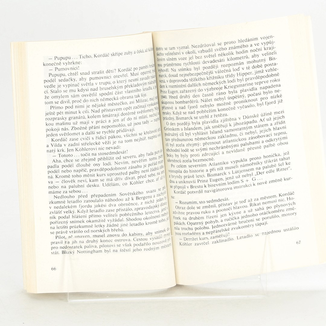 Kniha Filip Jánský: Zkouška důvěry