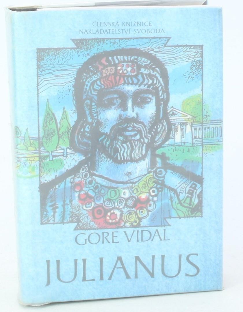 Kniha G. Vidal: Julianus