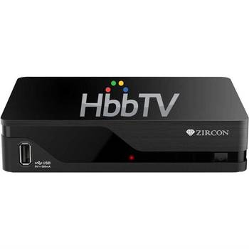Set-top box Zircon AIR T2 s HbbTV