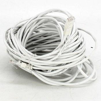 Síťový UTP kabel CAT5 16 metrů