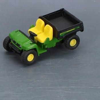 Autíčko Siku zeleno žluté