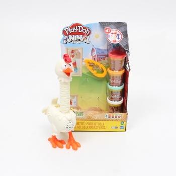 Play-Doh Hasbro Animal Crew Kvokající kuře