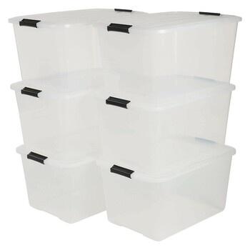 Plastový box 38 x 30 x 45 cm