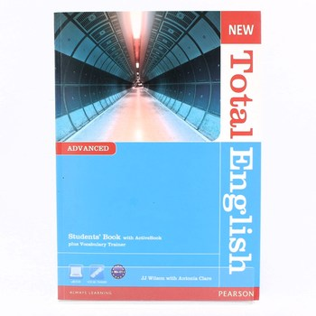 Učebnice New Total English Advanced