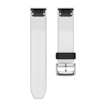 Silikonový pásek Garmin QuickFit bílý