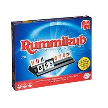 Stolní hra JUMBO 3819 Rummikub Original XXL