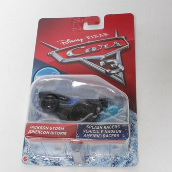 Autíčko do vody Mattel Cars 3 Jackson Storm