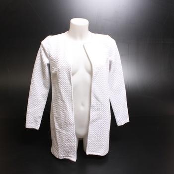 Dámské sako Vila Clothes bílé