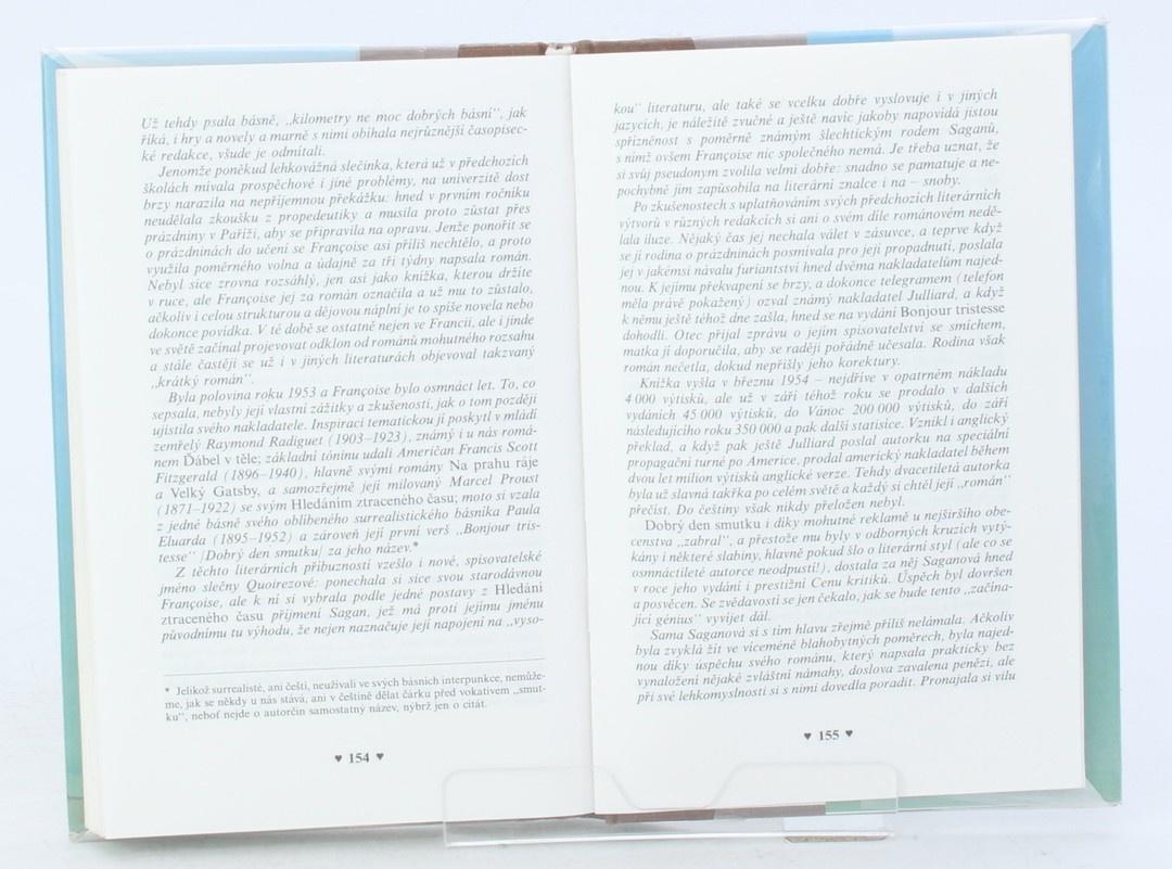 Kniha Françoise Sagan: Šamáda