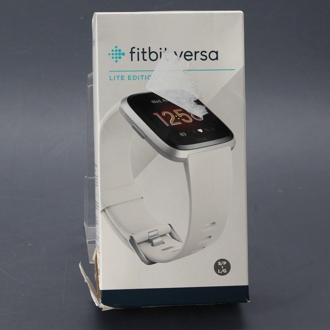 Chytré hodinky Fitbit Versa Lite FB415SRWT