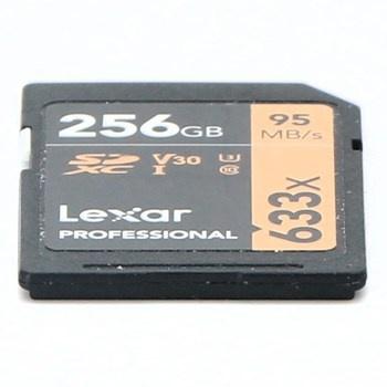 SD karta Lexar LSD256CBEU633
