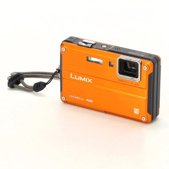 Digitální fotoaparát Panasonic Lumix DMC-FT2