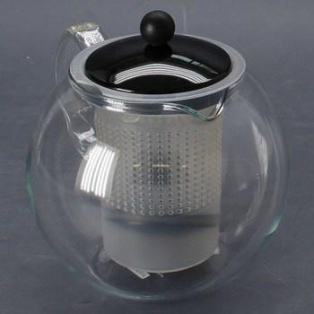 Čajová skleněná konvice Bodum
