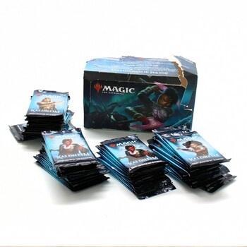 Sběratelské karty Magic Draft-booster