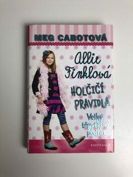 Holčičí pravidla: Allie Finklová - Velký třpytkový podraz…