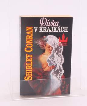 Kniha Shirley Conran: Dívka v krajkách 1