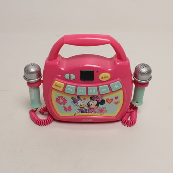 Dětské karaoke Lexibook MP300MNZ Minnie