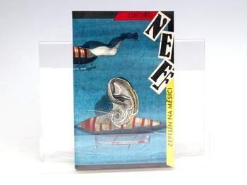 Kniha Ondřej Neff - Zepelín na měsíci