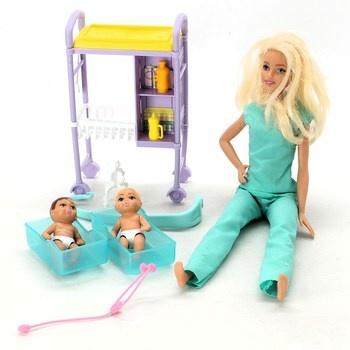 Panenka Mattel Barbie Doktorka