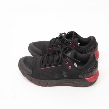 Pánská obuv Under Armour černo/červená