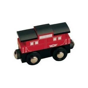 Dřevěný poštovní vagón Maxim