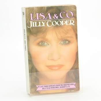 Kniha LISA & CO. Jilly Cooper