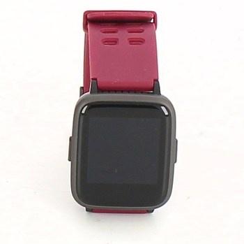 Chytré hodinky Willful fialové