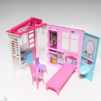 Prázdninový domek pro barbie Mattel GWY84