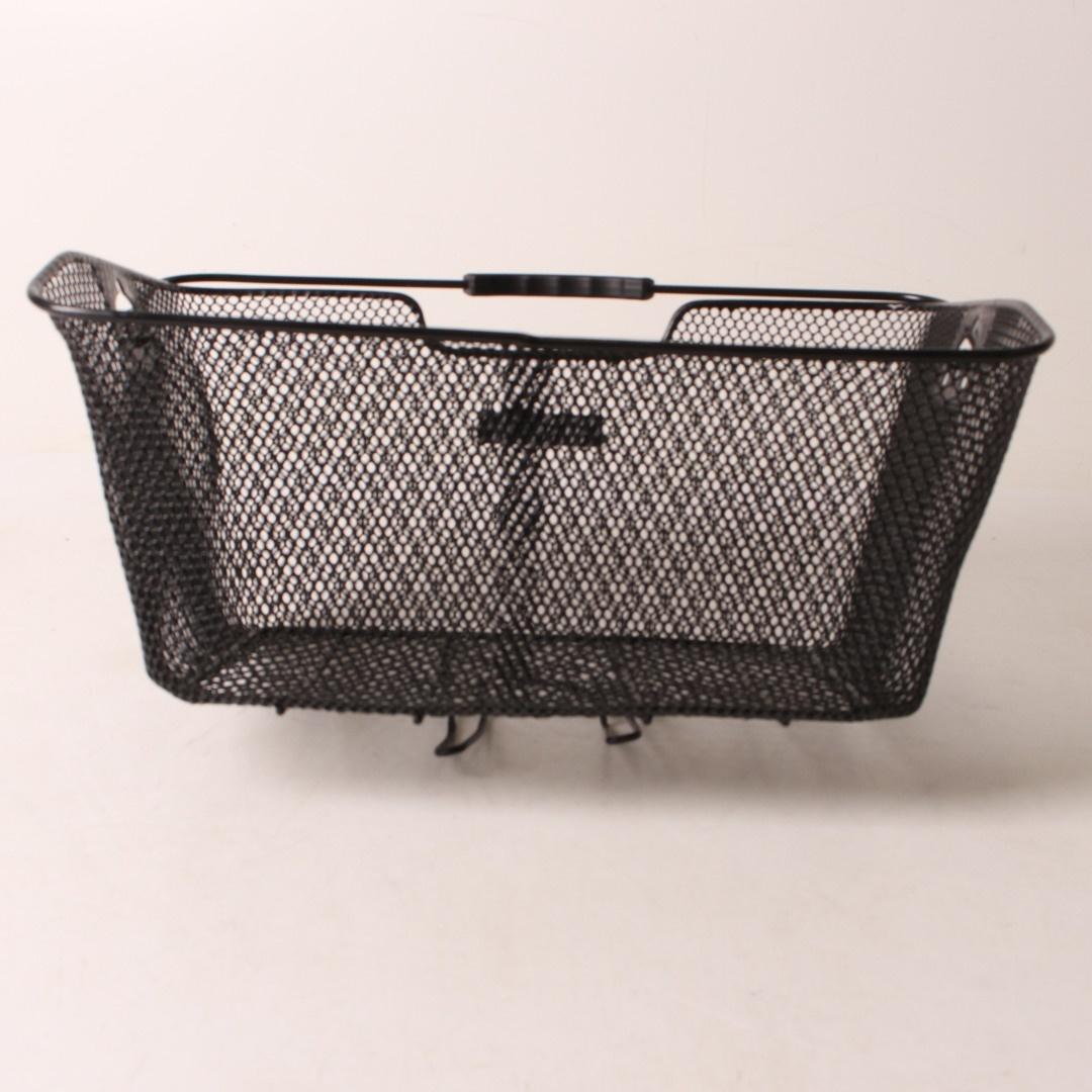 Drátěný košík na kolo Fox s vrchním výřezem
