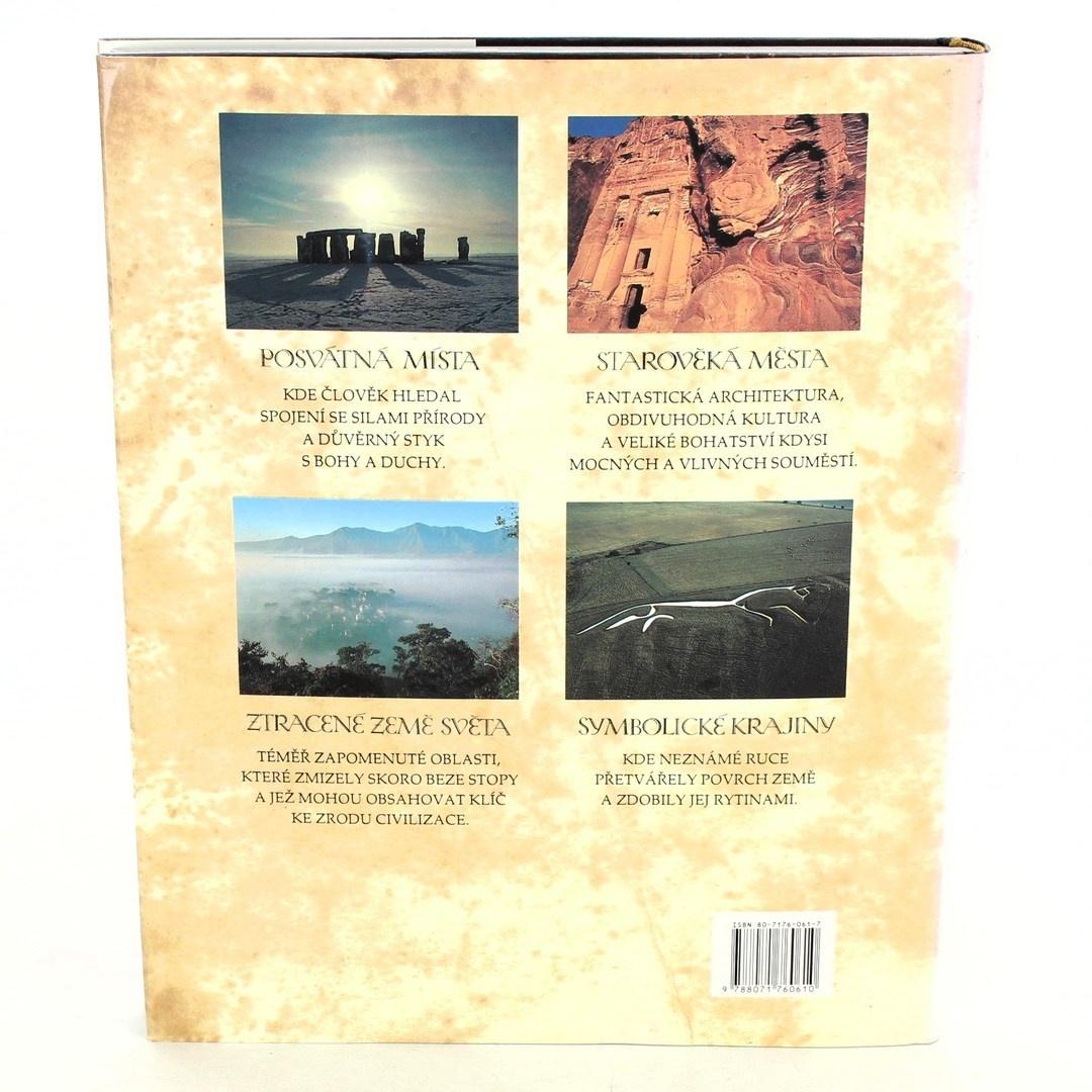 Turistický průvodce Atlas záhadných míst