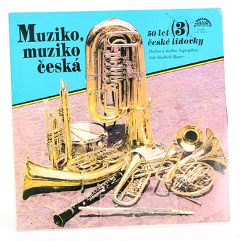 Lp Muziko, muziko česká 3