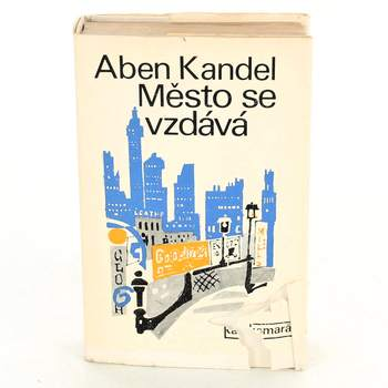 Kniha Aben Kandel: Město se vzdává