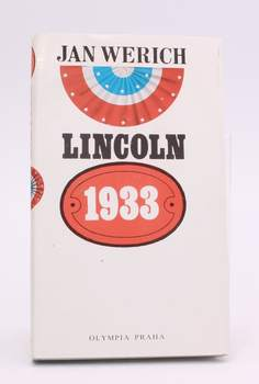 Kniha Jan Werich: Lincoln 1933