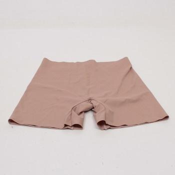 Dámské šortky hnědé barvy