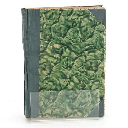 Kniha Neznámou Persií Erich Bucký