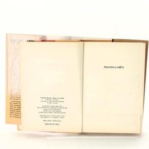 Kniha Pravidla oběti