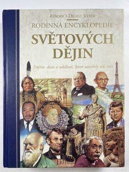 kolektiv autorů: Rodinná encyklopedie světových dějin