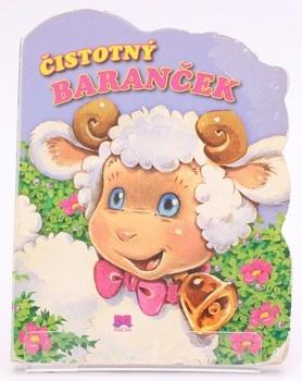 Dětská knížka Čistotný baranček