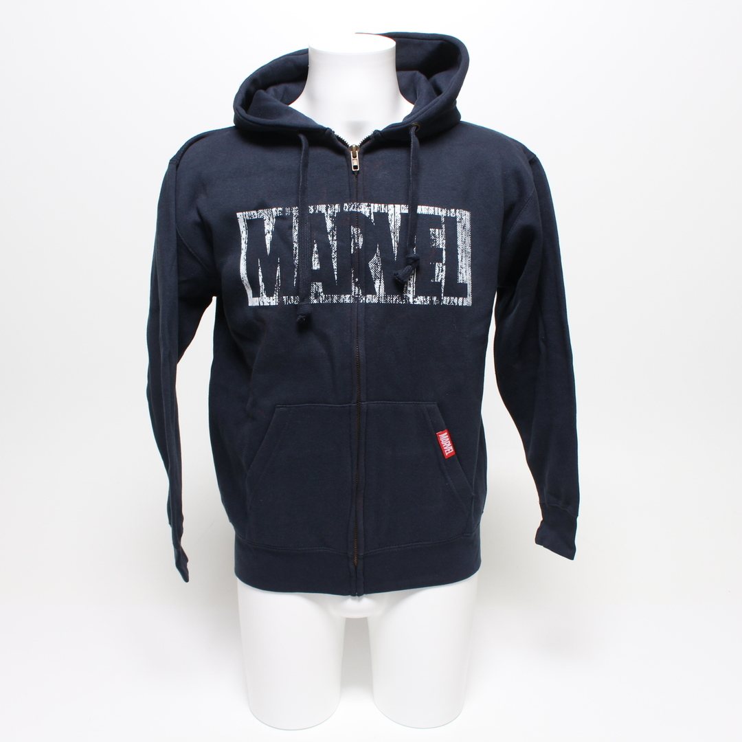 Pánská mikina Marvel rozpínací s kapucí