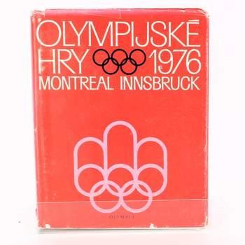 Kniha Olympijské hry 1976 Vladimír Dobrovský