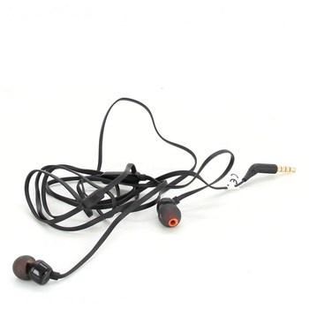 Sluchátka do uší JBL T110 černá