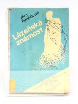 Kniha Věra Řeháčková: Lázeňská známost
