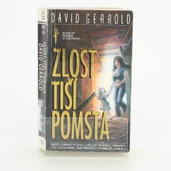 Kniha Zlost tiší pomsta David Gerrold
