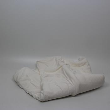 Potah na matraci Recci bílý