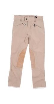 Dětské kalhoty Husky béžové barvy