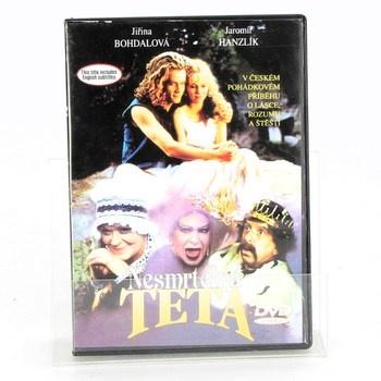DVD film: Nesmrtelná teta