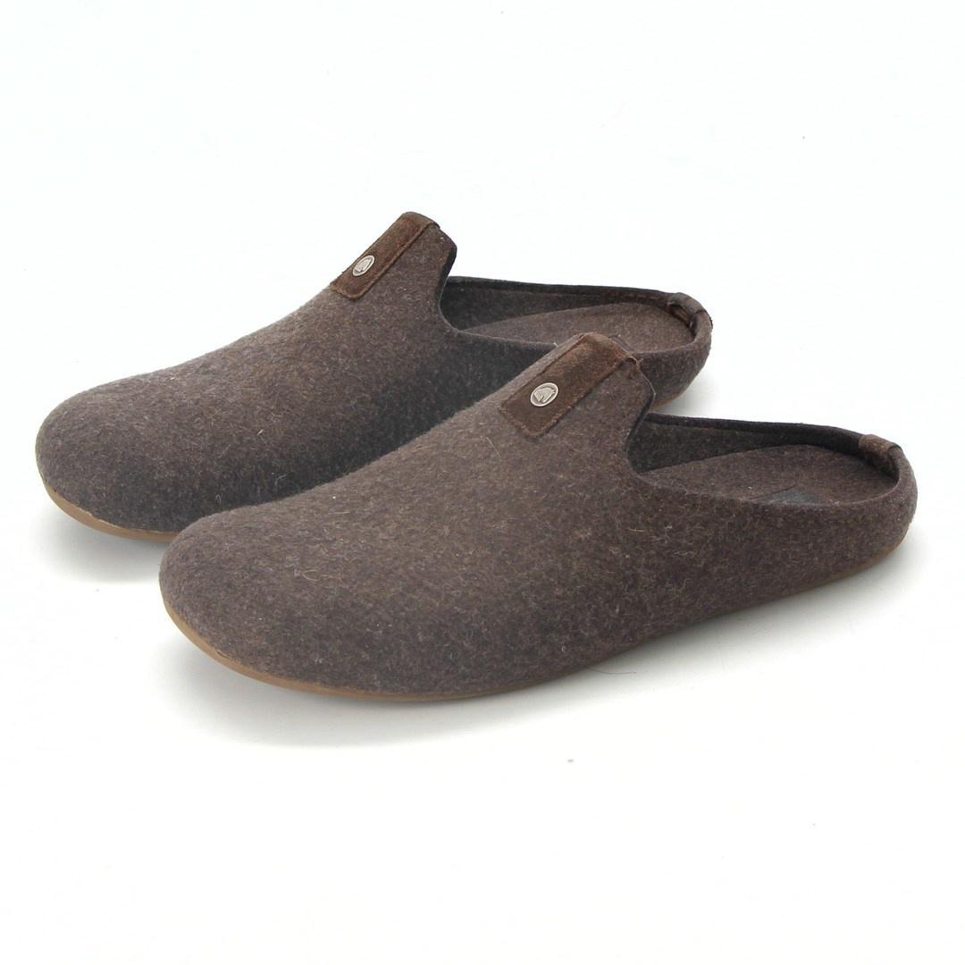 Pánské papuče Haflinger vel. 44