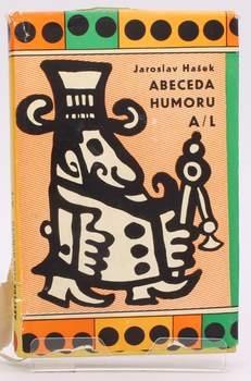 Kniha Jaroslav Hašek: Abeceda humoru A/L