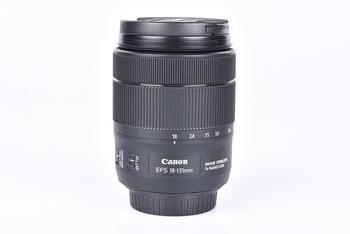 Objektiv Canon EF-S 18-135mm f/3,5-5,6