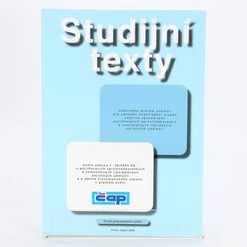 Studijní texty odborného minima...